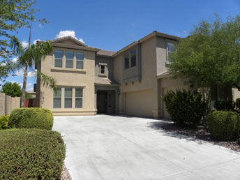 4bd House in Surprise For Lease