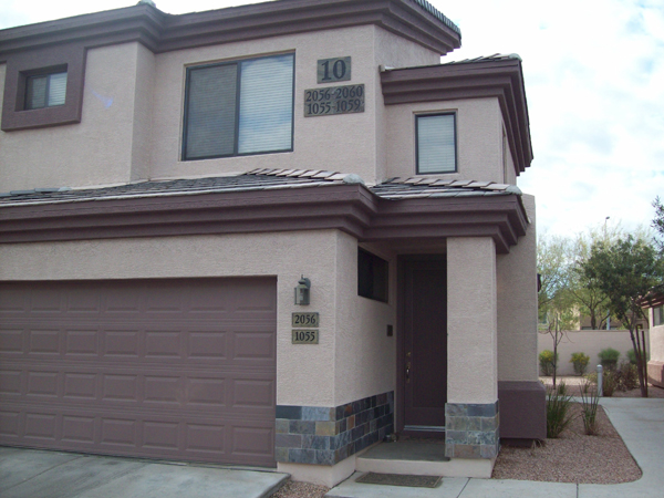 2 Bedroom Townhouse for Rent in Chandler at The Bridges at Ocotillo