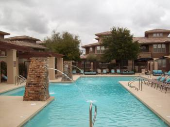 2 bedroom condo at the Edge at Grayhawk in North Scottsdale, Rental.