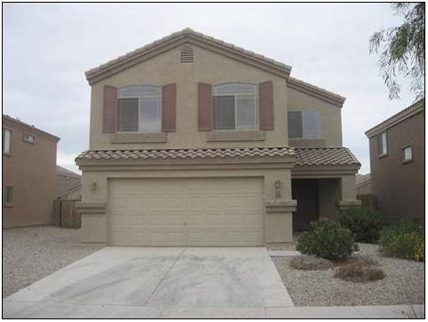 4bd house for rent in Coolidge AZ.